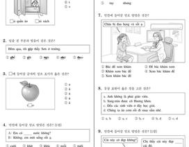 Thử sức với đề thi môn Tiếng Việt trong kỳ thi Đại học Hàn Quốc 2019