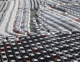 """Hàng rào kỹ thuật """"chào thua"""" xe nhập khẩu"""