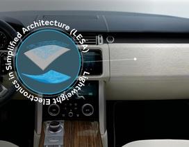 Jaguar Land Rover đưa công nghệ của đồng hồ thông minh lên ô tô