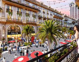 Khám phá thiên đường mua sắm của phố đi bộ thương mại Royal Vạn Phúc