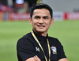Kiatisuk bất ngờ trước chiến thắng chóng vánh của U22 Thái Lan trước Singapore
