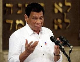 Philippines hủy các dự án quy mô lớn dùng tiền của Trung Quốc