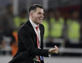 Huấn luyện viên McMenemy quyết từ chối dẫn dắt tuyển Indonesia