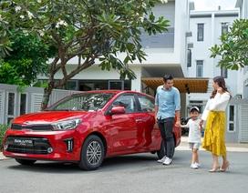 Kia Soluto: Xu hướng lựa chọn xe ô tô của gia đình trẻ
