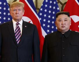 """Tổng thống Trump """"sốt ruột"""", giục ông Kim Jong-un nhanh chóng hành động"""