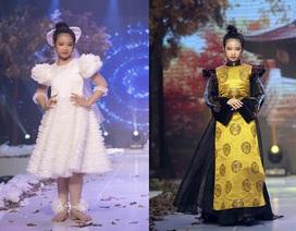 Bảo Hà - Mẫu nhí 10 tuổi cao 1m55 sải bước tự tin trên sàn catwalk