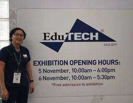 6 bài học từ triển lãm công nghệ giáo dục Edutech Asia 2019