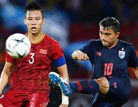 Thái Lan chưa từng thất bại trước Việt Nam trên sân Mỹ Đình