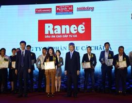 Ranee - Dầu ăn 100% từ cá vào top 100 sản phẩm/dịch vụ Tin và Dùng năm 2019