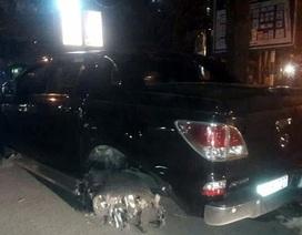 Hà Nội: Án tù cho tài xế ô tô kéo lê người đi xe máy 300 mét