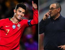 """Bị HLV Juventus """"ghẻ lạnh"""", C.Ronaldo được hai chị gái xinh đẹp bênh vực"""