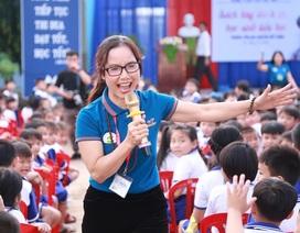 """Cô giáo dạy Văn làm thiện nguyện sách từ lời """"thách đố"""" của Bộ trưởng"""