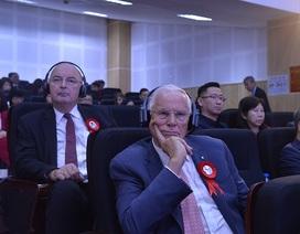Trường Đại học Hà Nội kỷ niệm 60 năm thành lập