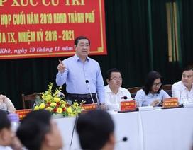 Chủ tịch Đà Nẵng nói về kết luận thanh tra sai phạm tại Sơn Trà