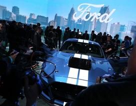 Ford Mustang Mach-E sẽ là nhân tố mới trên thị trường xe chạy điện