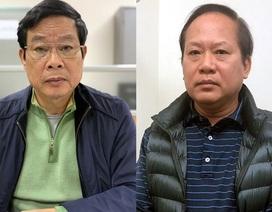 Hai cựu Bộ trưởng Bộ Thông tin và Truyền thông chuẩn bị hầu tòa