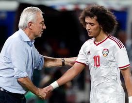 Vì sao UAE chưa xem xét sa thải huấn luyện viên Bert Van Marwijk?
