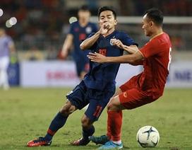 Đội tuyển Việt Nam tổn thất lực lượng sau trận gặp Thái Lan
