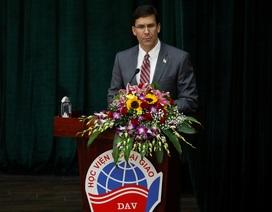 Mỹ ủng hộ quyền khai thác tài nguyên trong vùng đặc quyền kinh tế của các nước