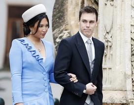 Nàng dâu gốc Việt lần đầu xuất hiện công khai trong sự kiện Hoàng gia Monaco