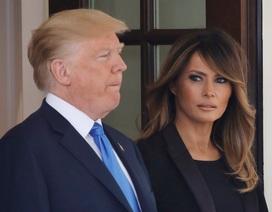 Phản ứng của Đệ nhất phu nhân Mỹ khi nghe tin đồn ông Trump bị đau tim