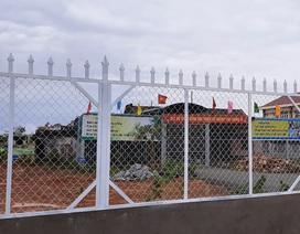 Lâm trường dùng đất sai mục đích, chưa được phê duyệt vẫn làm sân bóng kinh doanh