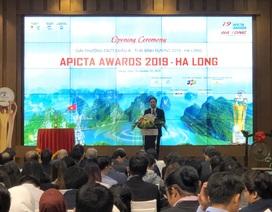 Lần đầu tiên Việt Nam đăng cai tổ chức Giải thưởng APICTA