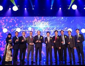 CapitaLand, 25 năm phát triển và cam kết hỗ trợ giáo dục 25.000 đô la Singapore