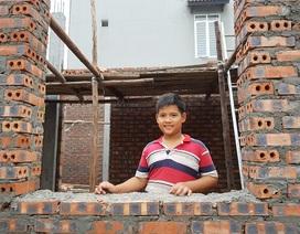 Gia đình thoát chết trong vụ hỏa hoạn được bạn đọc giúp đỡ xây nhà mới vừa kịp đón Tết