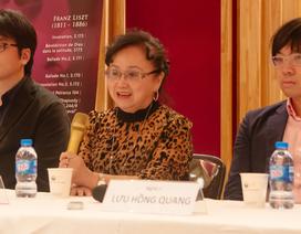 Chương trình hoà nhạc đặc biệt của nghệ sĩ piano Lưu Hồng Quang, Lưu Đức Anh