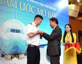 Vinpearl Air khai giảng khóa học đào tạo phi công đầu tiên