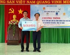 PV GAS hỗ trợ đoàn khám chữa bệnh từ thiện tại Tây Ninh