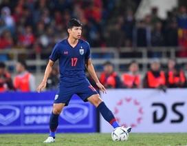 Tuyển thủ Thái Lan tin đội nhà sẽ vượt khó ở vòng loại World Cup 2022