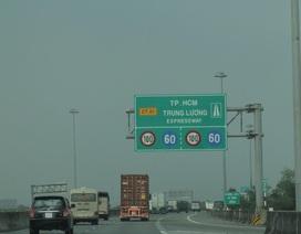 """Long An """"kêu cứu"""" vì bất ổn giao thông trên cao tốc TPHCM - Trung Lương"""