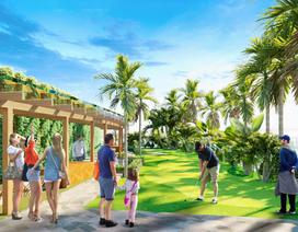 """Khu giải trí và ẩm thực rộng gần 10.000 m2 trong tổ hợp """"Wellness & Fresh"""" resort đầu tiên tại Quận 7, TPHCM"""