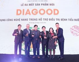 Ra mắt sản phẩm DIAGOOD hỗ trợ điều trị bệnh tiểu đường