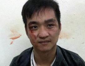 """Hà Nội: """"Tóm sống"""" nam thanh niên cướp giật tại tiệm vàng"""
