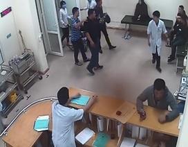 Công an ngăn chặn kịp thời nhóm đối tượng xông vào bệnh viện chém bệnh nhân
