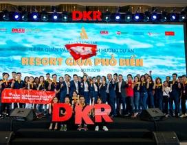 Lễ ra quân dự án Aria Vũng Tàu thu hút hàng trăm nhân viên kinh doanh tham dự