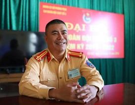 Phó Thủ tướng gửi thư khen CSGT cứu người trong vụ cháy xe Mercedes