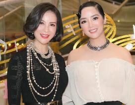 Tình bạn hơn 20 năm của MC Thanh Mai, Hoa hậu Giáng My