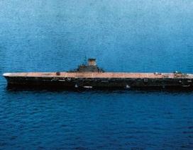 Sai lầm khiến tàu sân bay phát xít Nhật phát nổ bởi một quả ngư lôi