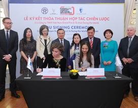 Formula 1 VinFast Vietnam Grand Prix 2020 hợp tác với tổ chức Facing the World hỗ trợ trẻ em dị tật Việt Nam