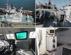 Ukraine cáo buộc Nga phá hỏng 3 tàu chiến, Moscow tung video phản pháo