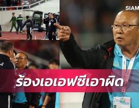 Báo Thái Lan nói gì về việc VFF kiện người miệt thị HLV Park Hang Seo?