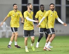 Ali Mabkhout trở lại cùng tuyển UAE dự Cúp vùng vịnh
