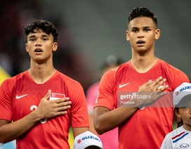 HLV U22 Singapore gây sốc khi triệu tập hai con trai dự SEA Games 30