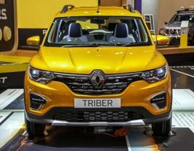 Renault nhảy vào cuộc chơi MPV 5+2 cùng Mitsubishi Xpander