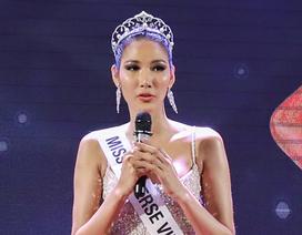 Hoàng Thùy đặt mục tiêu giành vương miện Hoa hậu Hoàn vũ