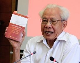 """GS Hồ Ngọc Đại: """"Tôi sẵn sàng đối thoại về Chương trình và sách công nghệ giáo dục"""""""